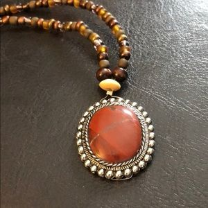 Jewelry - Repurposed Western Necklace